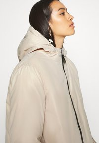 Scotch & Soda - OVERSIZED LONGER LENGTH JACKET - Parka - icy white - 3