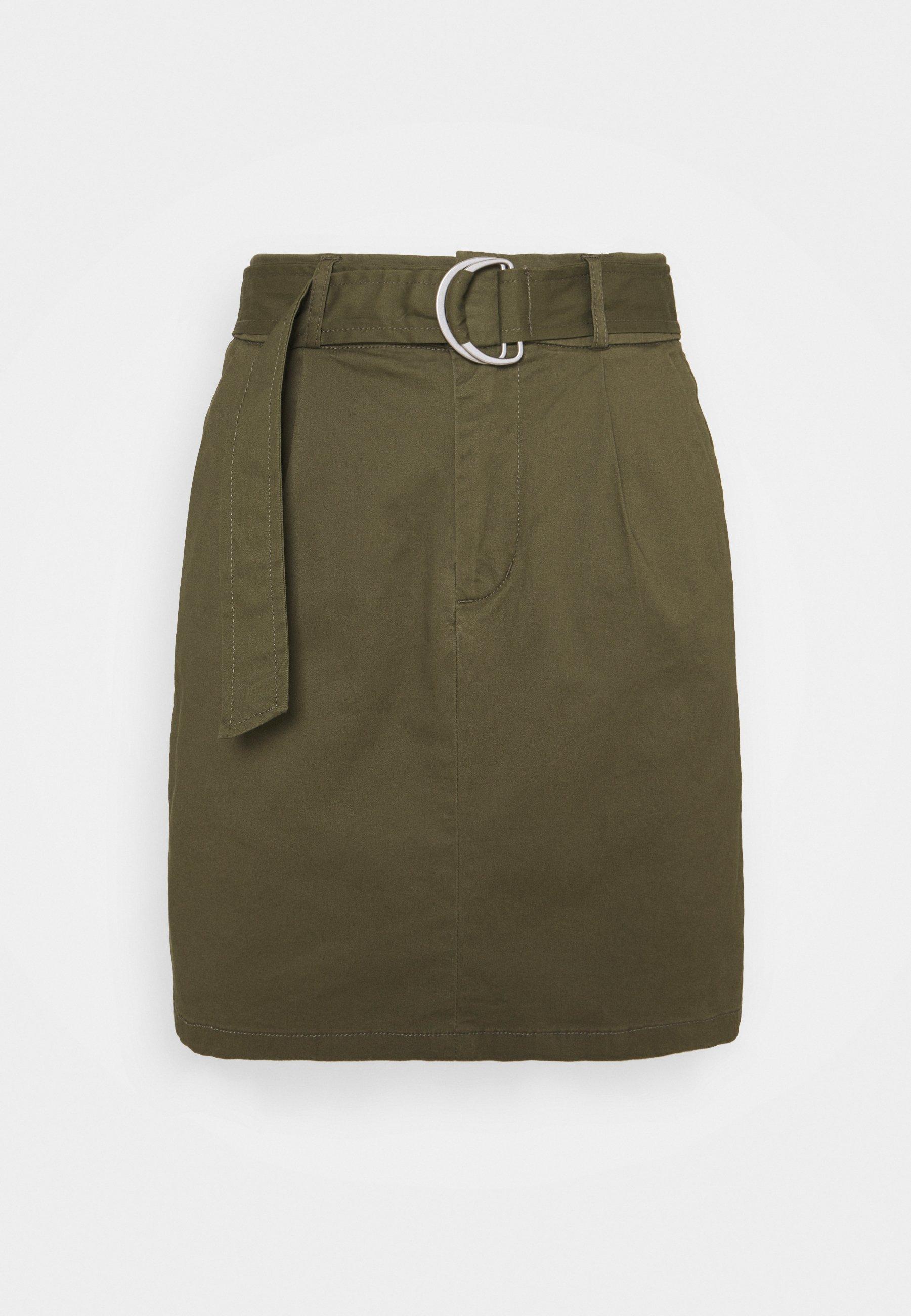 Women VMEVA BELT SHORT SKIRT - A-line skirt