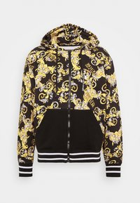 Versace Jeans Couture - Zip-up hoodie - nero - 5