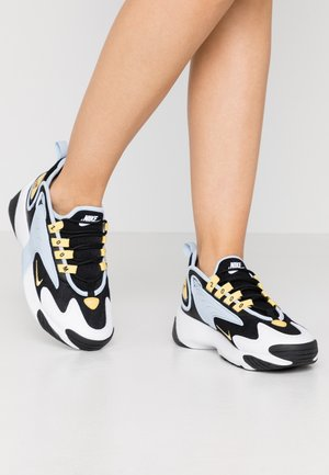 ZOOM 2K - Sneakers - black/metallic gold/white/sail/gym red