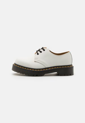 1461 BEX UNISEX - Casual lace-ups - white smooth