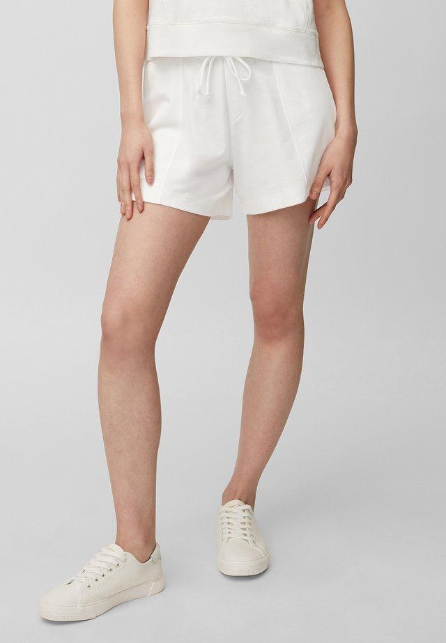 Trainingsbroek - white linen
