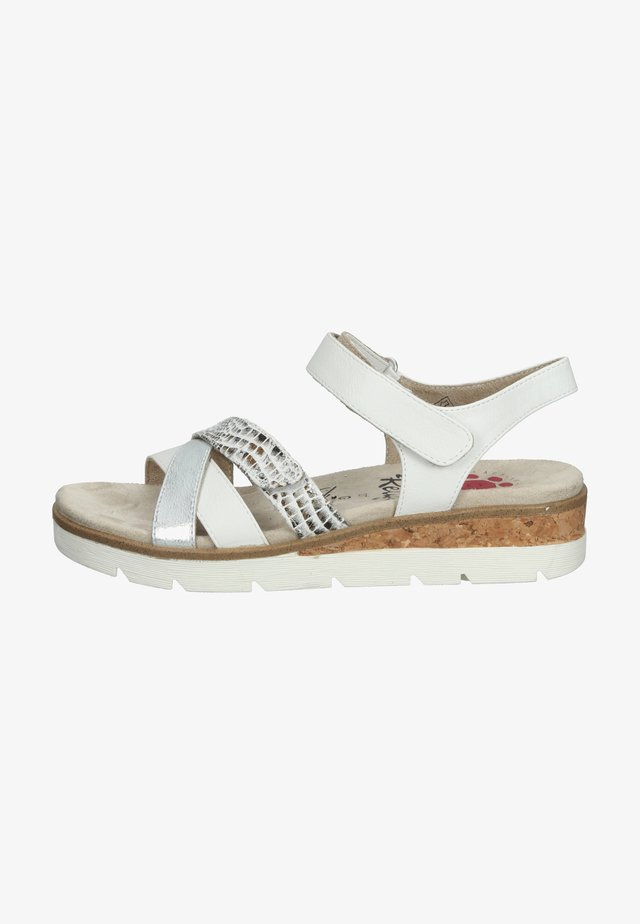 Sandały - blanc