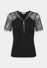 Morgan - DAYANA - Print T-shirt - noir - 4