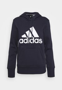 adidas Performance - Bluza z kapturem - legend ink - 3