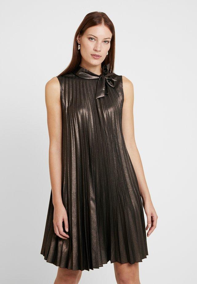 Vestito estivo - bronze