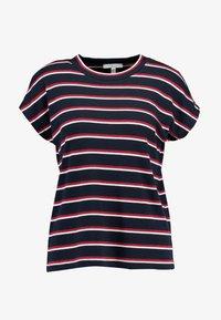 Mavi - STRIPE - Print T-shirt - dress blue - 4