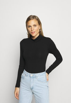 ELLIOTT - Long sleeved top - black