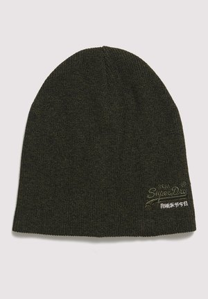 ORANGE LABEL  - Beanie - nordic khaki/black grit