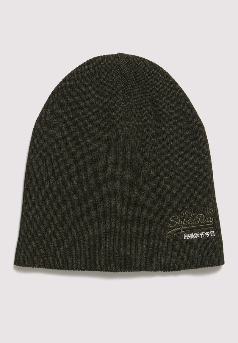 Superdry - ORANGE LABEL  - Beanie - nordic khaki/black grit
