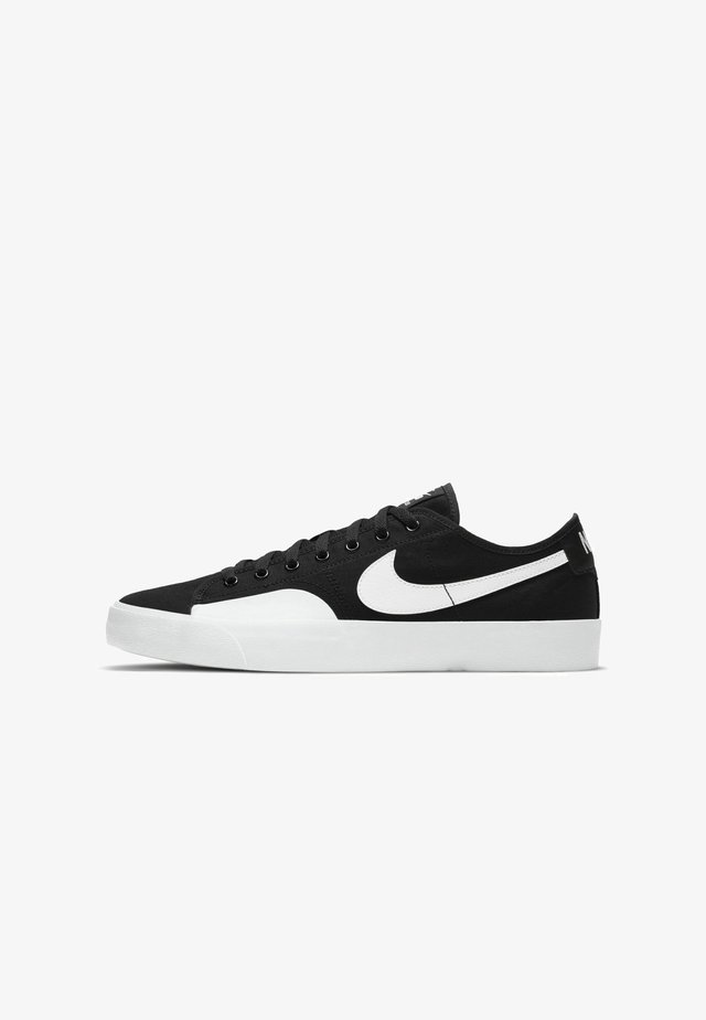 Sneakersy niskie - black/black/gum light brown/white