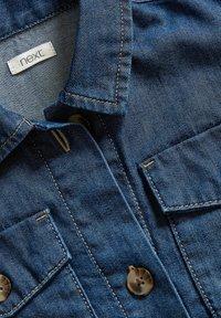 Next - Denim jacket - blue denim - 3
