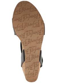 Blowfish Malibu - Platform sandals - black - 6