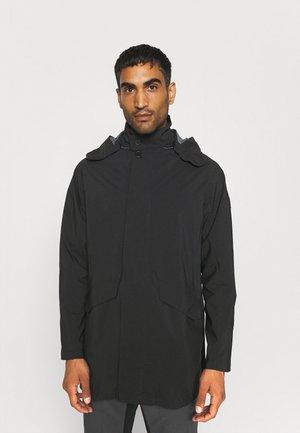 MENS ADICROSS ELEMENTS JACKET - Hardshell jacket - black