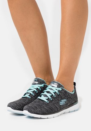 FLEX APPEAL 3.0 - Trainers - black/light blue