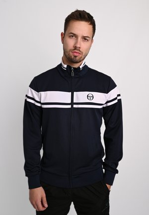 DAMARINDO ARCHIVIO - Training jacket - navy/wht