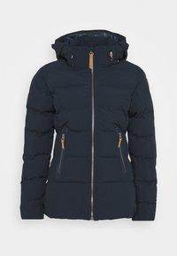 Icepeak - ANDRIA - Winter jacket - dark blue - 4
