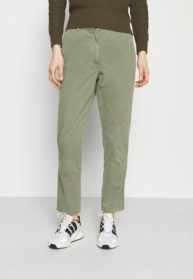 Pantalones chinos - khaki