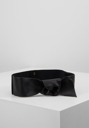 SILLA - Waist belt - noir