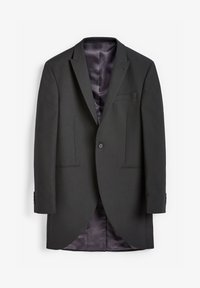 Next - NAVY SLIM FIT MORNING SUIT JACKET - Giacca elegante - black - 4