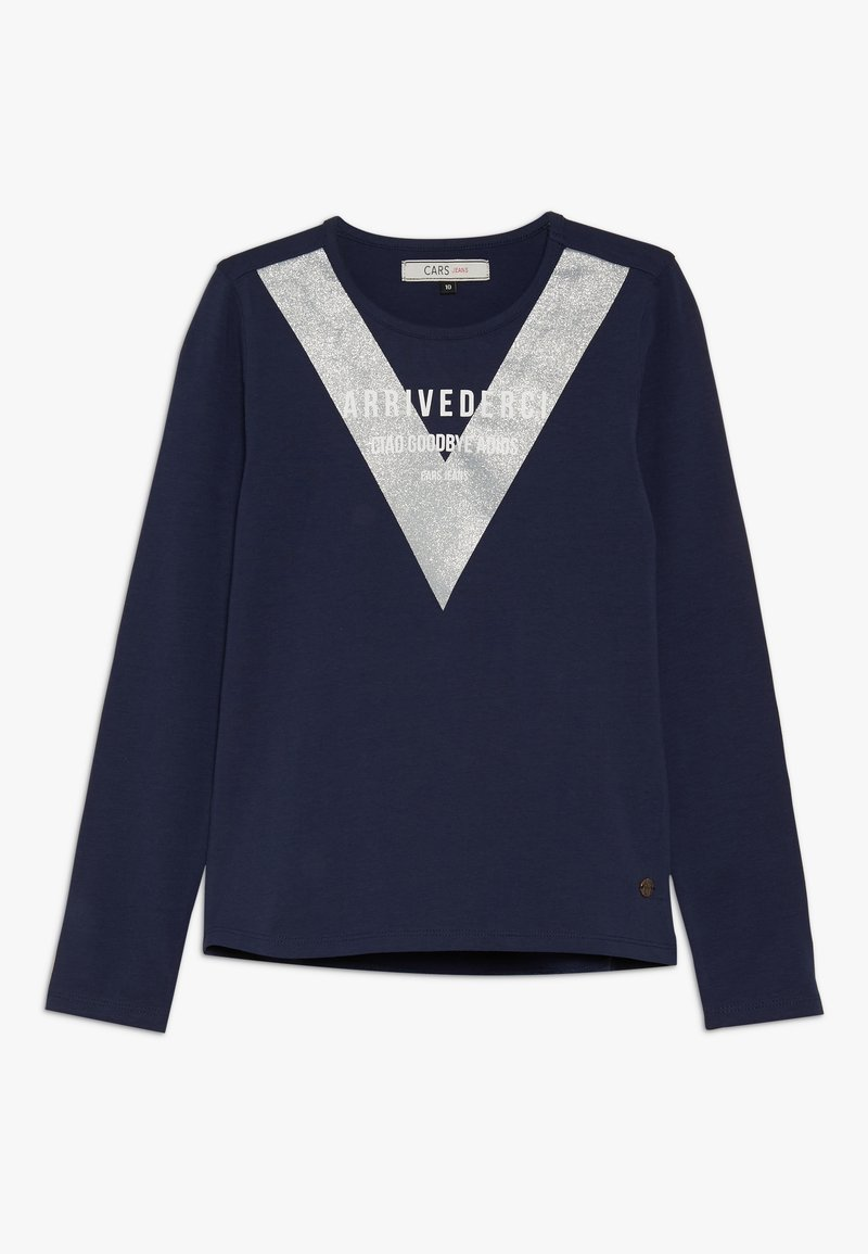 Cars Jeans - BRENNA - Long sleeved top - navy