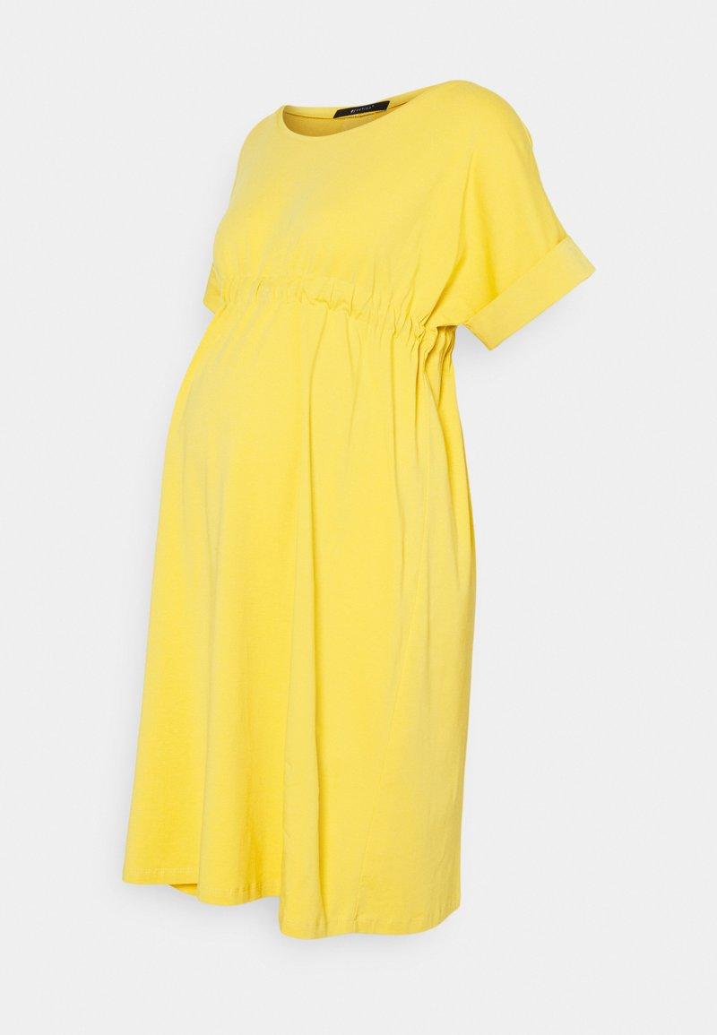 9Fashion - HAMPI - Jersey dress - honey