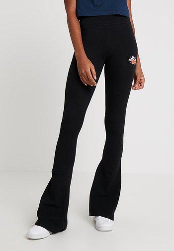 ALBA - Leggings - black