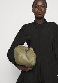 Bruuns Bazaar - HYACINTH JASLENE DRESS - Shirt dress - black - 3