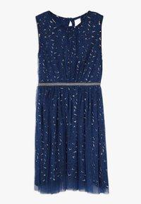 The New - ANNA MARY DRESS - Cocktail dress / Party dress - black iris - 0