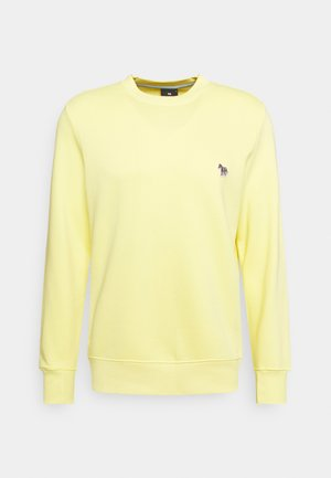 REG FIT UNISEX - Sweatshirt - yellow