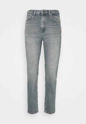 ONLVENEDA LIFE MOM - Jean boyfriend - grey denim