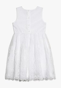 Name it - NKFSANDIE SPENCER - Vestido de cóctel - bright white