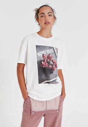 MONEY HEIST - T-shirt basic - off-white