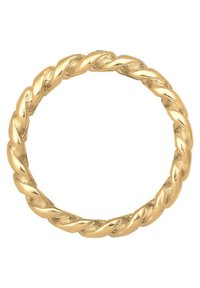 Elli - KNOTEN UNENDLICH TWISTED COOL - Ring - gold coloured - 4