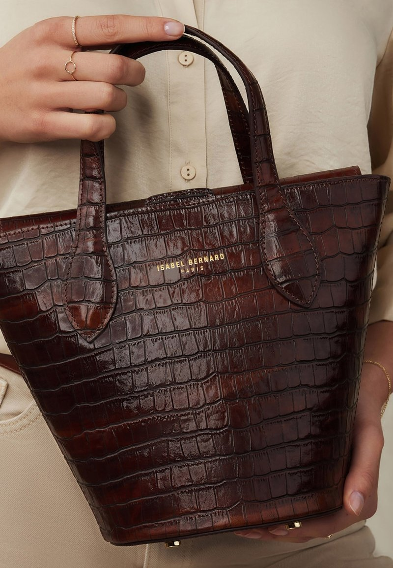 Isabel Bernard - Handbag - braun