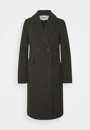 ONLLOUIE LIFE COAT - Classic coat - rosin