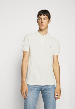 SHORT SLEEVE - Polo - chic cream