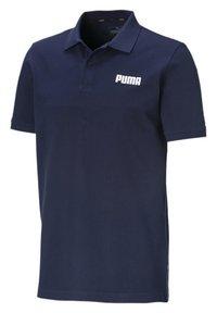 Puma - ESSENTIALS - Polo shirt - peacoat - 0