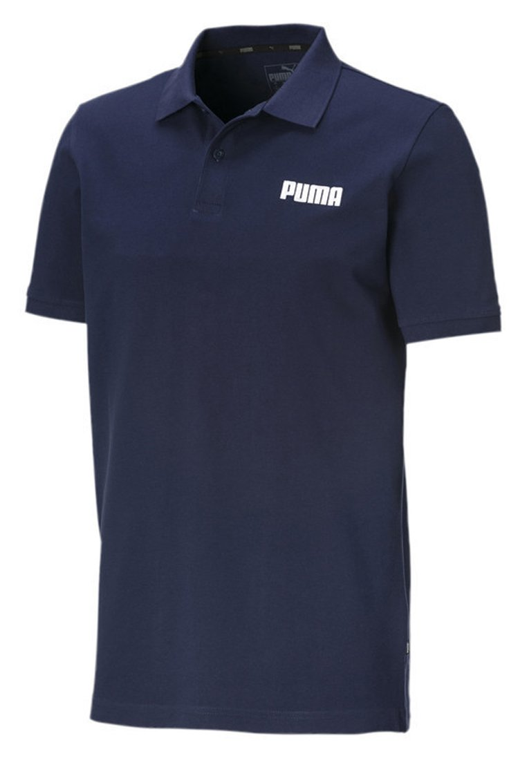 Puma - ESSENTIALS - Polo shirt - peacoat