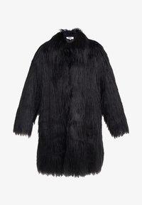 MM6 Maison Margiela - Zimní kabát - black - 5