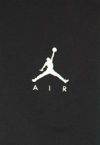Jordan - JUMPMAN AIR - Zip-up hoodie - black/court purple/neptune green/barely volt - 2