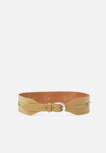 MACK - Waist belt - beige