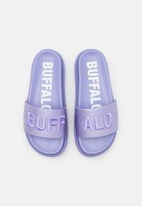Buffalo - VEGAN REGGIE - Mules - purple - 4