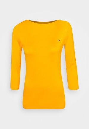 BOAT NECK TEE 3/4 - Bluzka z długim rękawem - solstice
