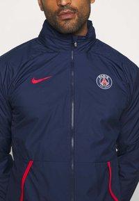 Nike Performance - PARIS ST GERMAIN - Club wear - midnight navy/university red - 8