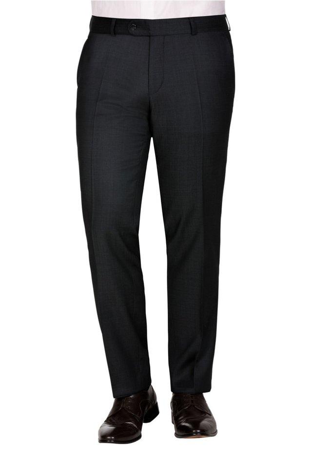 SASCHA - Suit trousers - black
