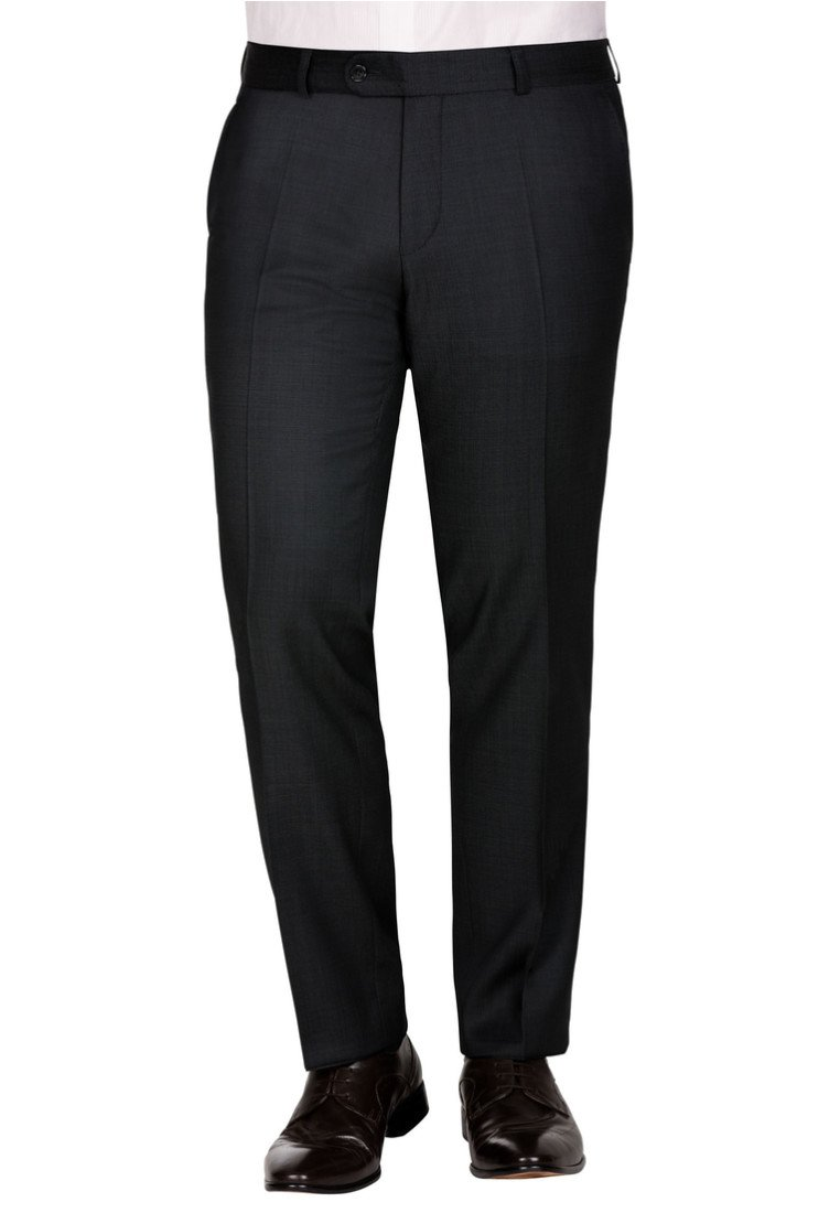 Carl Gross - SASCHA - Suit trousers - black