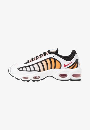 AIR MAX TAILWIND - Tenisky - white/gym red/black/coral stardust/desert