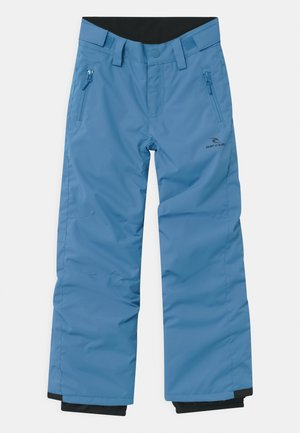OLLY UNISEX - Snow pants - blue