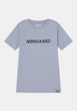 THORLINO UNISEX - Print T-shirt - zen blue